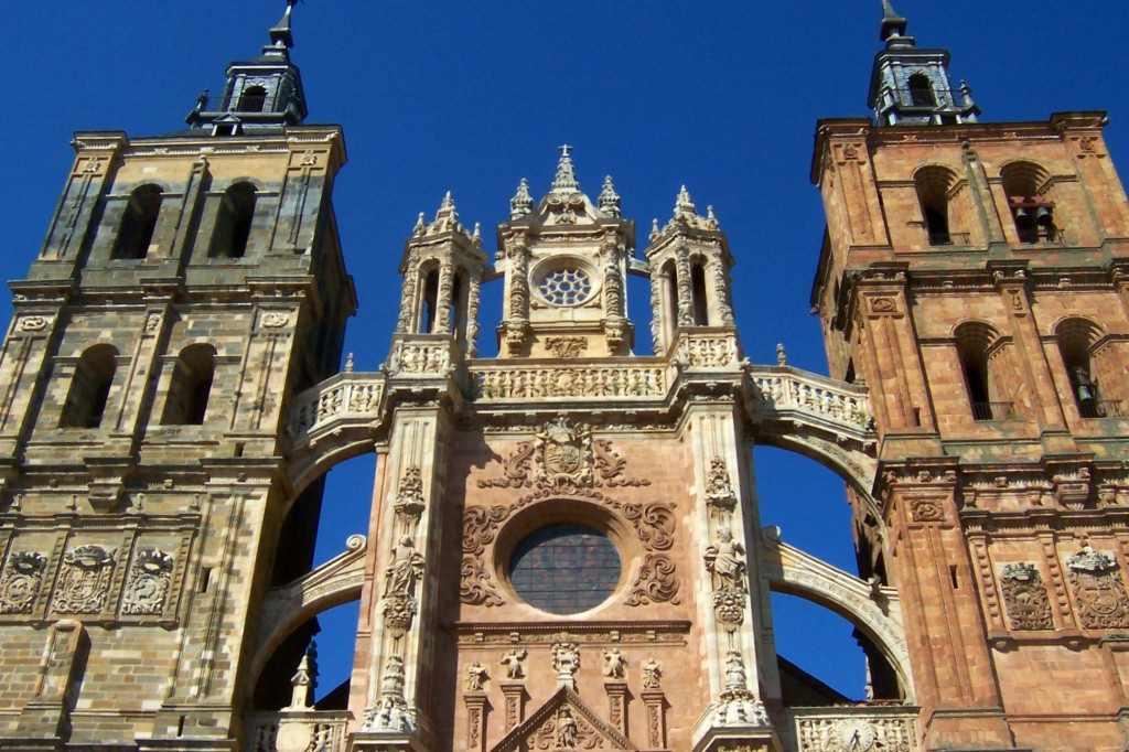 Kathedrale in Astorga