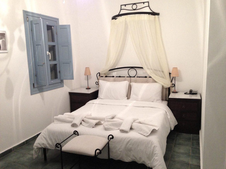 Ixthioessa Hotel auf Astypalea: Mein Zimmer
