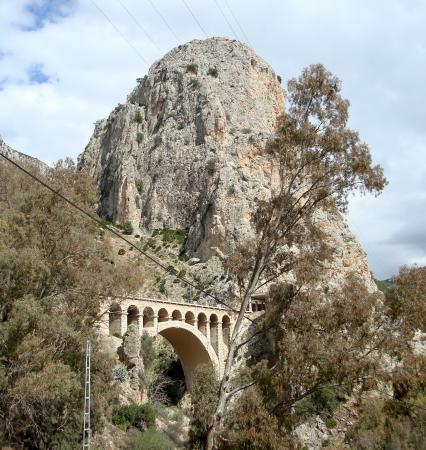 Brücke_Caminito del Rey