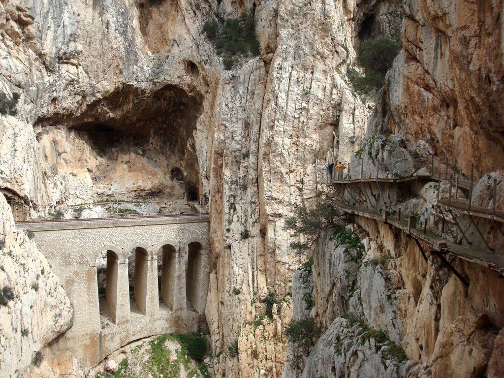 Klettersteig Caminito Del Rey : Alles was du zum besuch des caminito del rey wissen musst