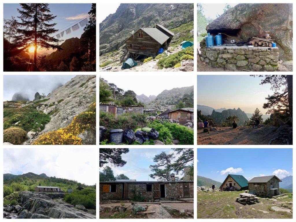 Wandern am GR20 auf Korsika: Etappen & Hütten
