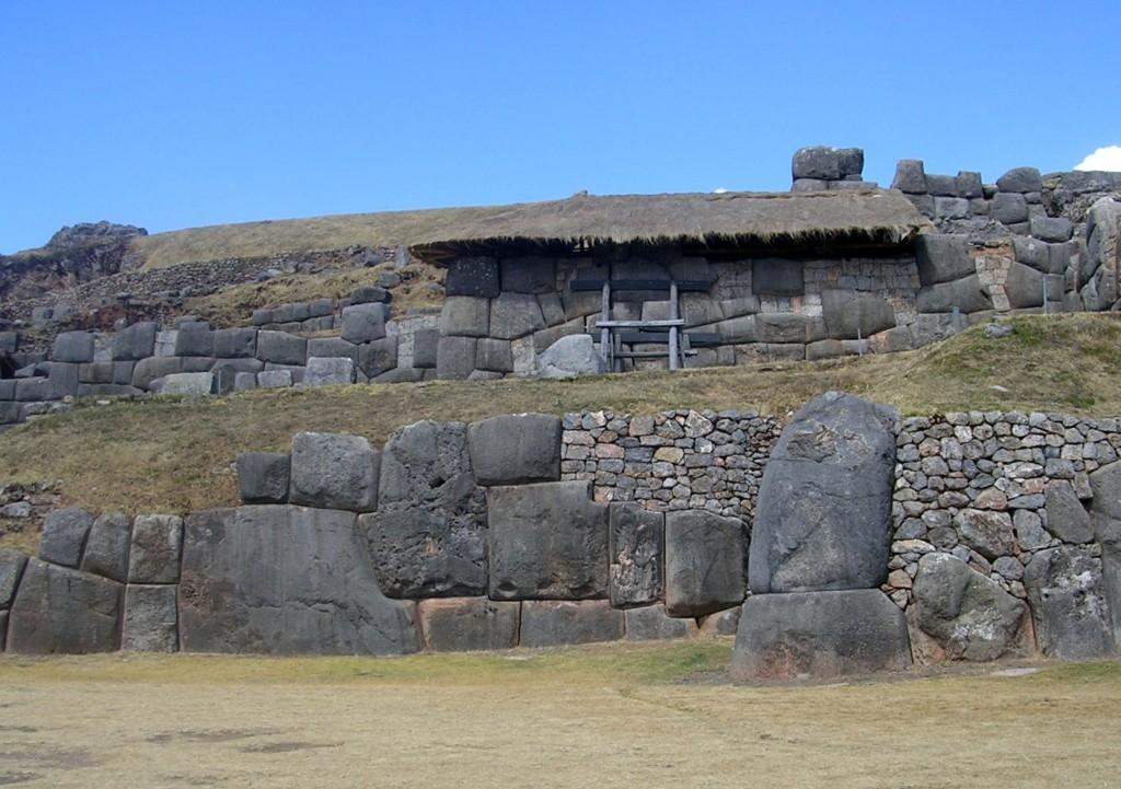 Inka-Festung Sacsayhuamán in Cusco