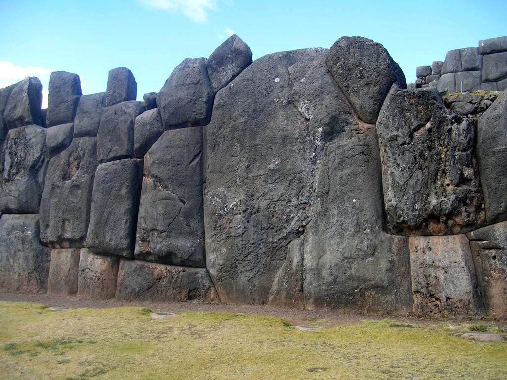 Inkaruinen Sacsayhuamán in Cusco
