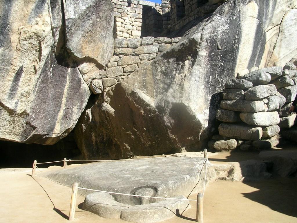 Inkaruine von Machu Picchu