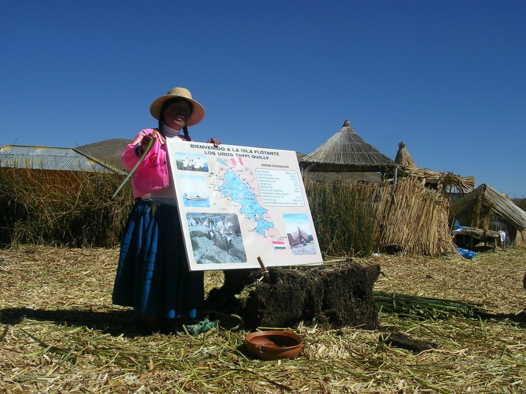 Erklärung des Aufbaus der schwimmenden Uro-Inseln