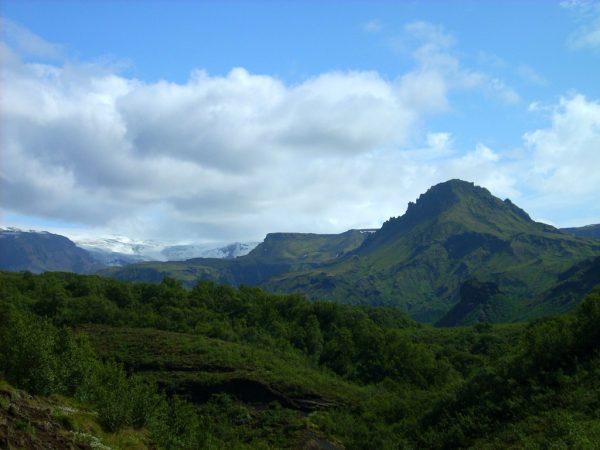 Im Þórsmörk (Thorsmörk) Gebiet
