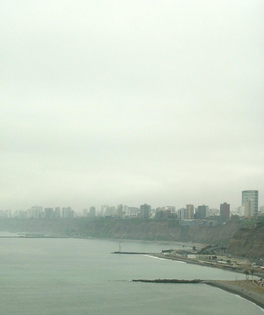 Lima und das Meer