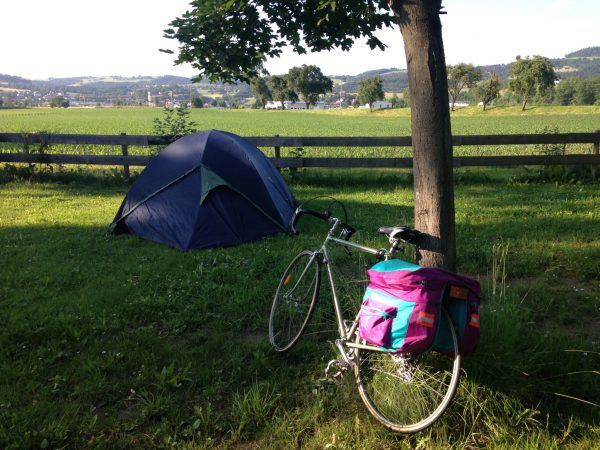 Donauradweg_Campingplatz