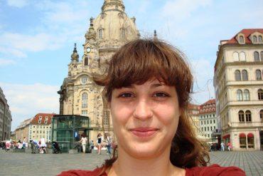 Dresden_Vor der Frauenkirche
