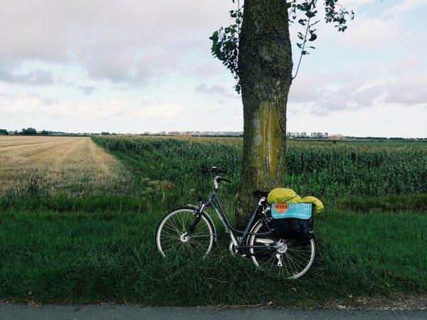 Rad von Middelkerke nach Nieuwpoort