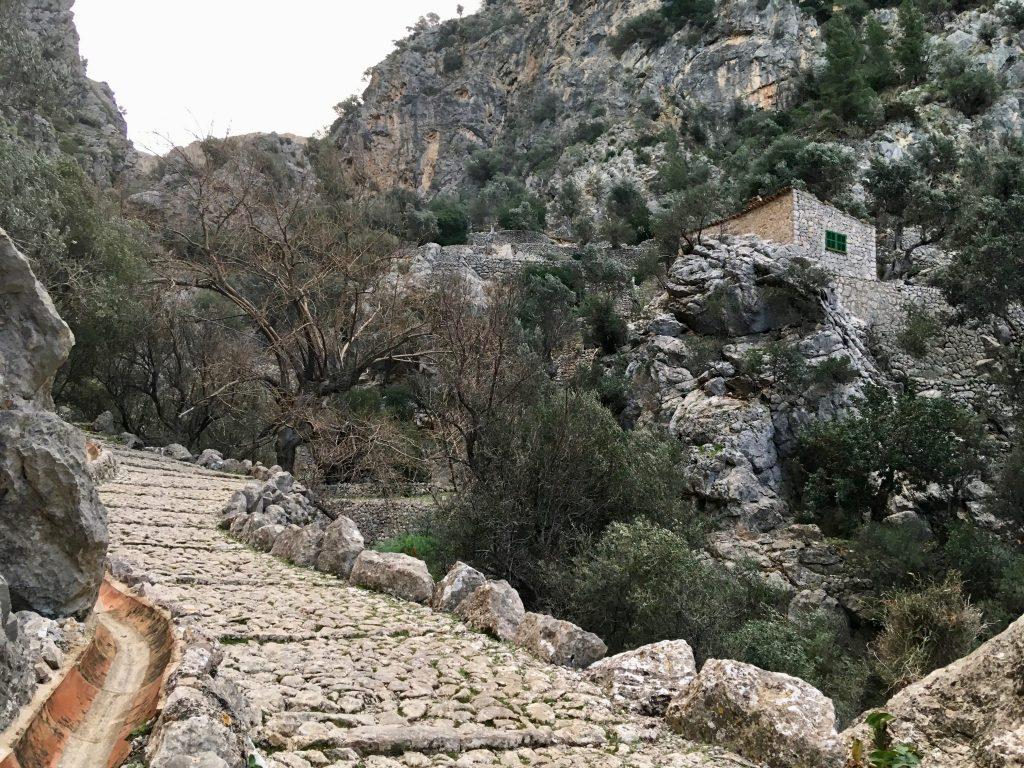 GR 221: Cami de Biniaraix