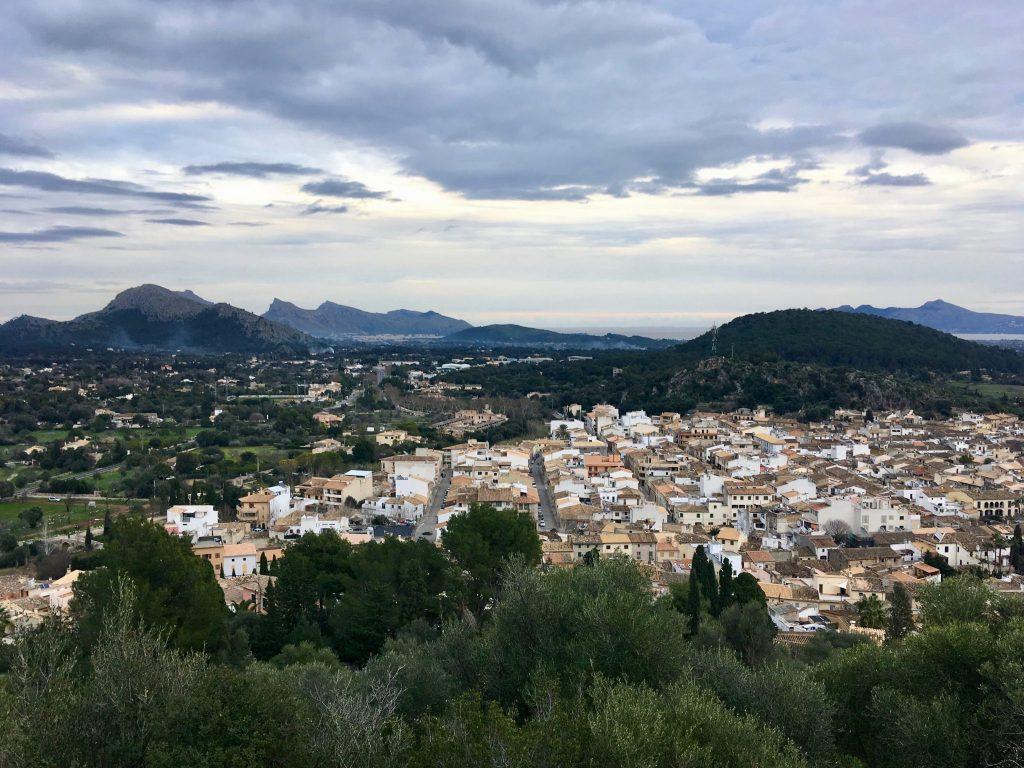GR 221: Pollenca, Mallorca