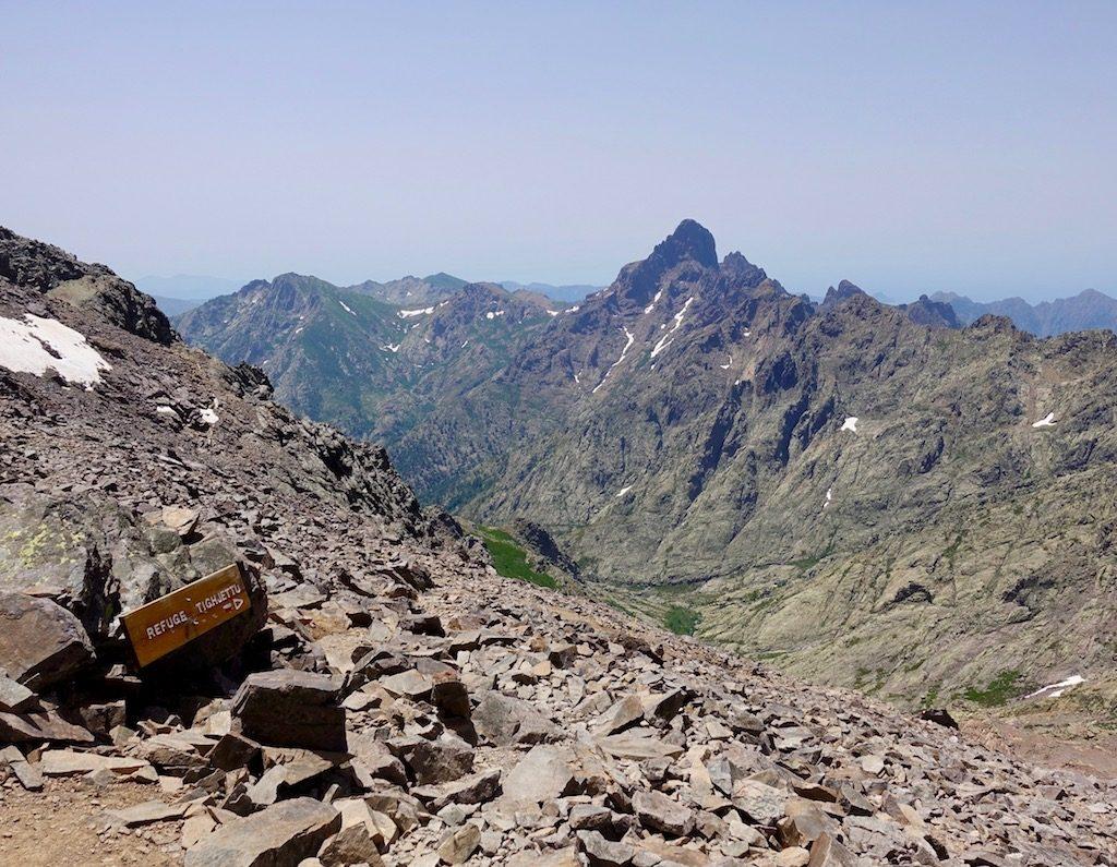 GR20-Korsika-Wandern