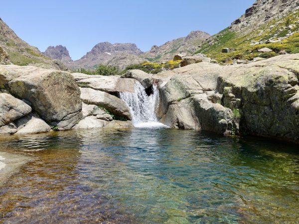 GR20-Korsika-Wandern-Traumhafte Gumpe