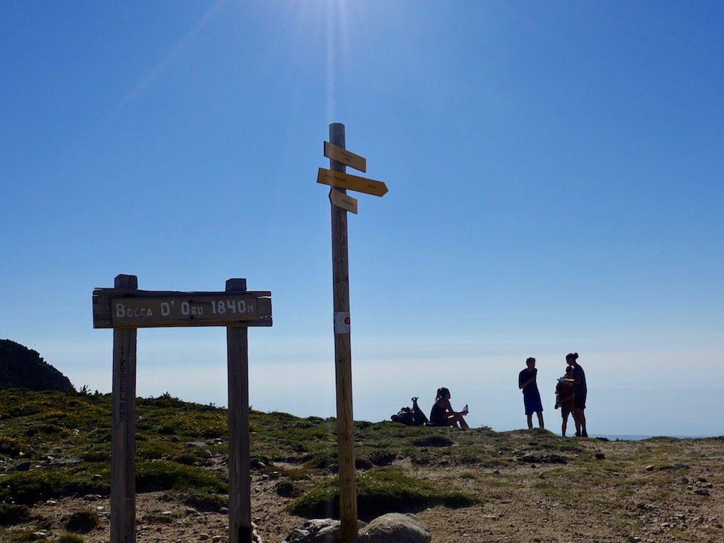 GR20: Wandern auf Korsika