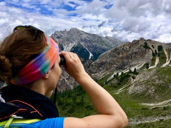 Hochpustertaler-Höhenweg: Ein Blick durch das Fernrohr