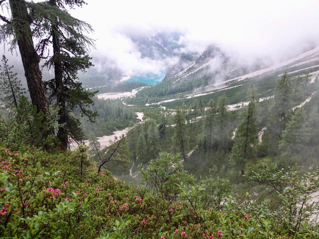 Hochpustertaler Höhenweg: Pragser Wildsee