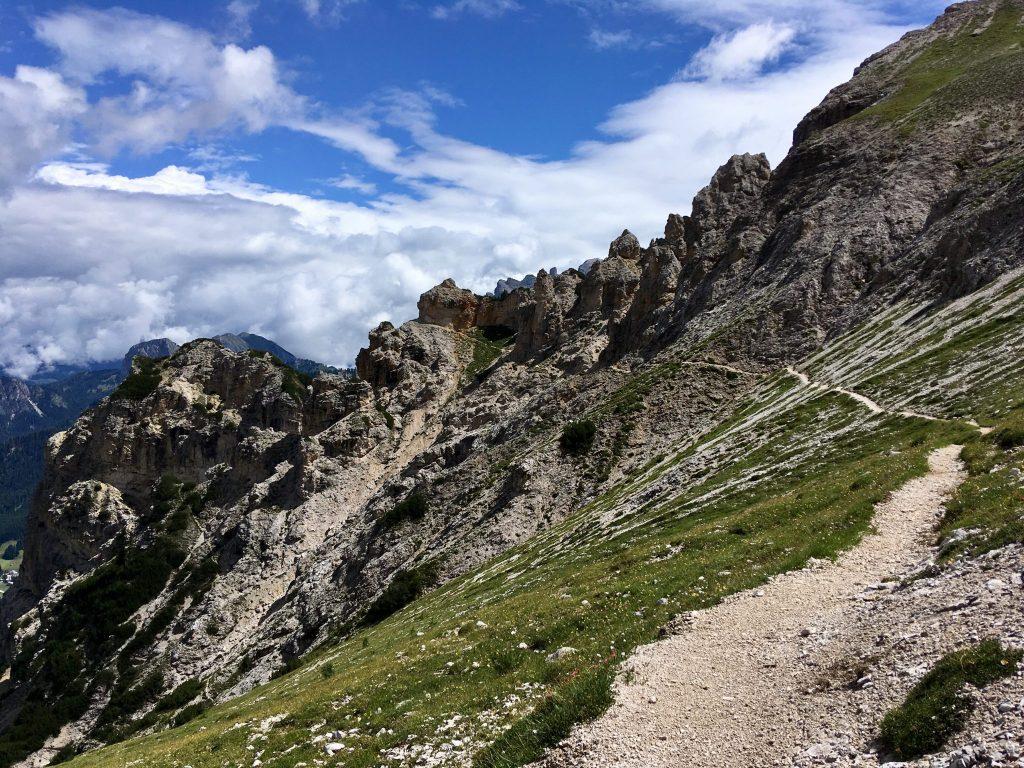 Hochpustertaler Höhenweg: Wanderpfad