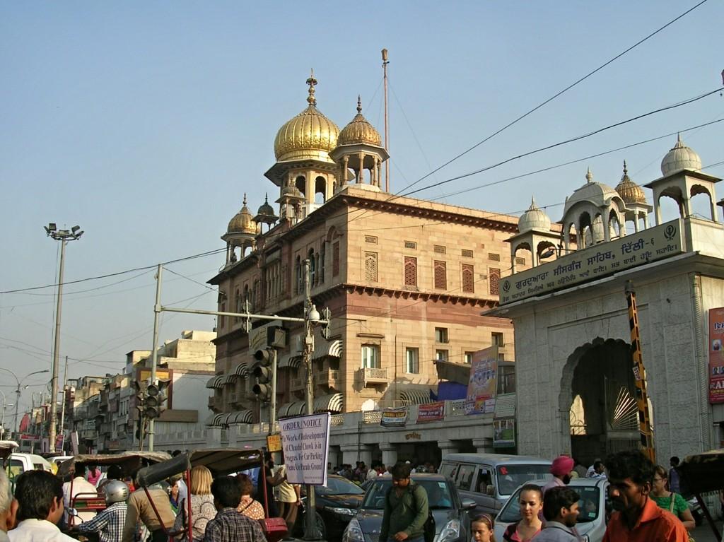 Irgendwo in Delhi