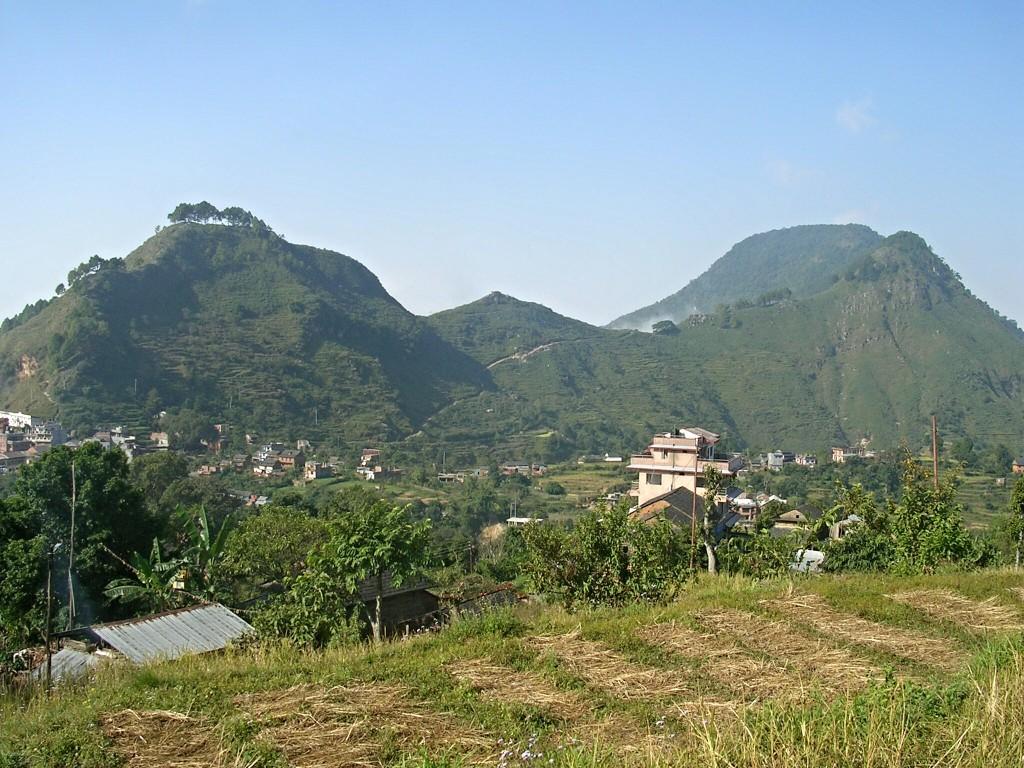 Ausblick auf Bandipur