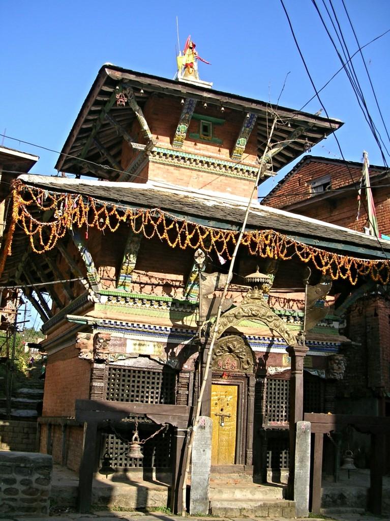 Bindyabasini (Mandir) Tempel in Bandipur