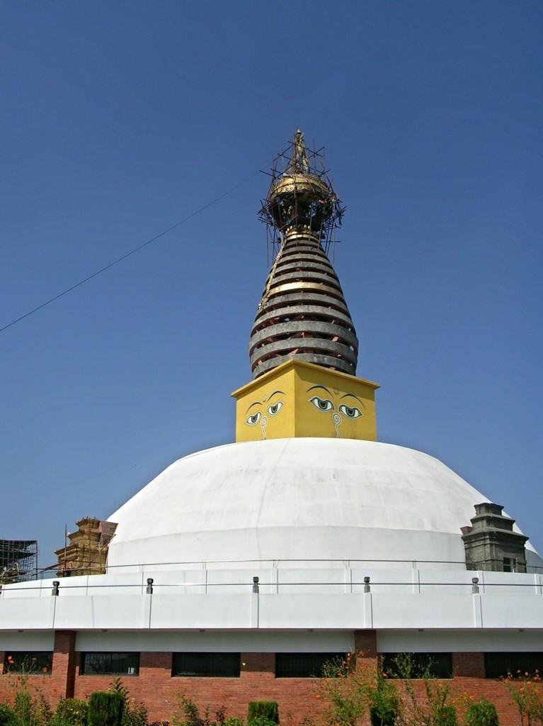 Drubgyud Chöling Gompa in Lumbini