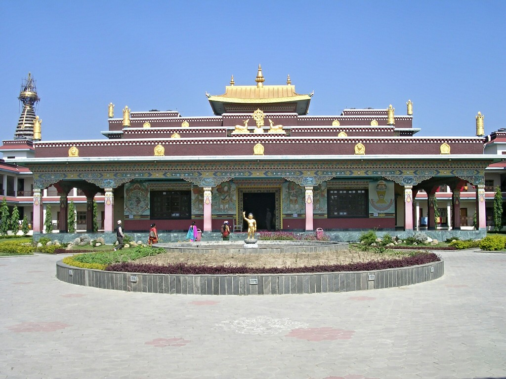 Zhong Hua Chinese Buddhist Monastery