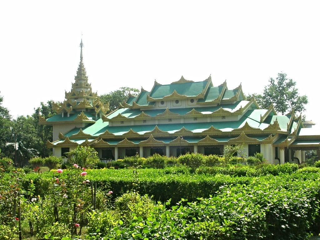 Burmesisches Kloster in Lumbini