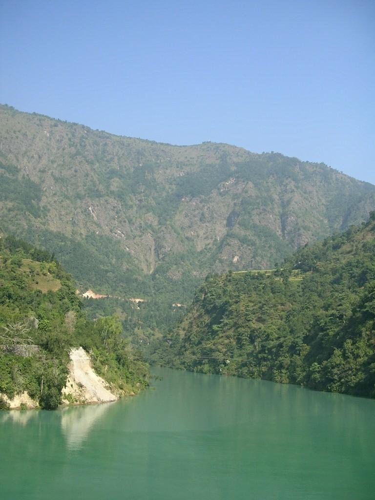 Kali Gandaki Fluss