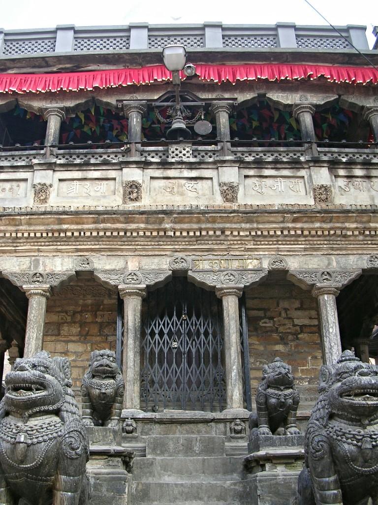 Irgendwo in Kathmandu