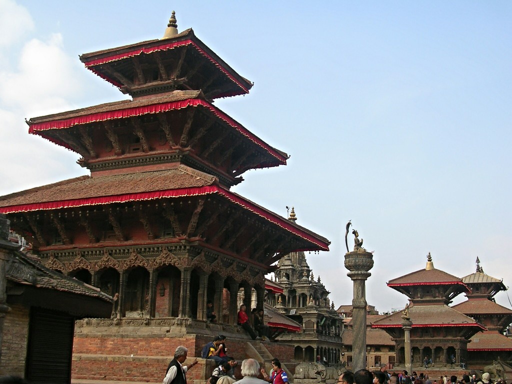 Durbar Square Patan (Kathmandu)