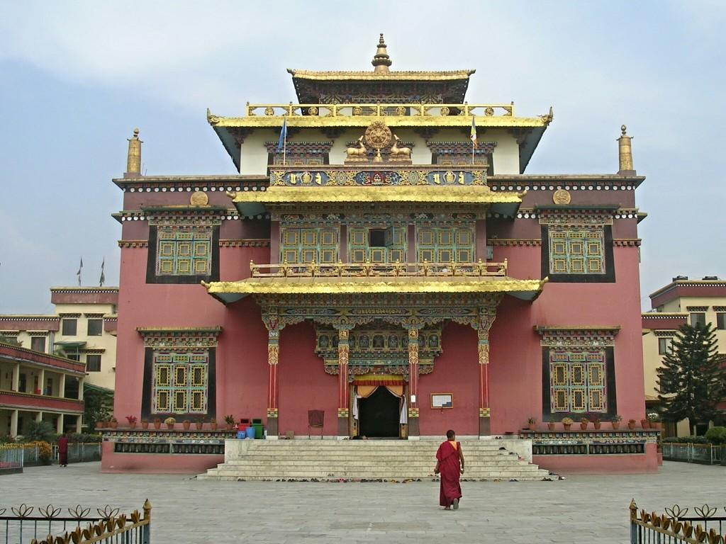 Buddhistisches Kloster in Kathmandu