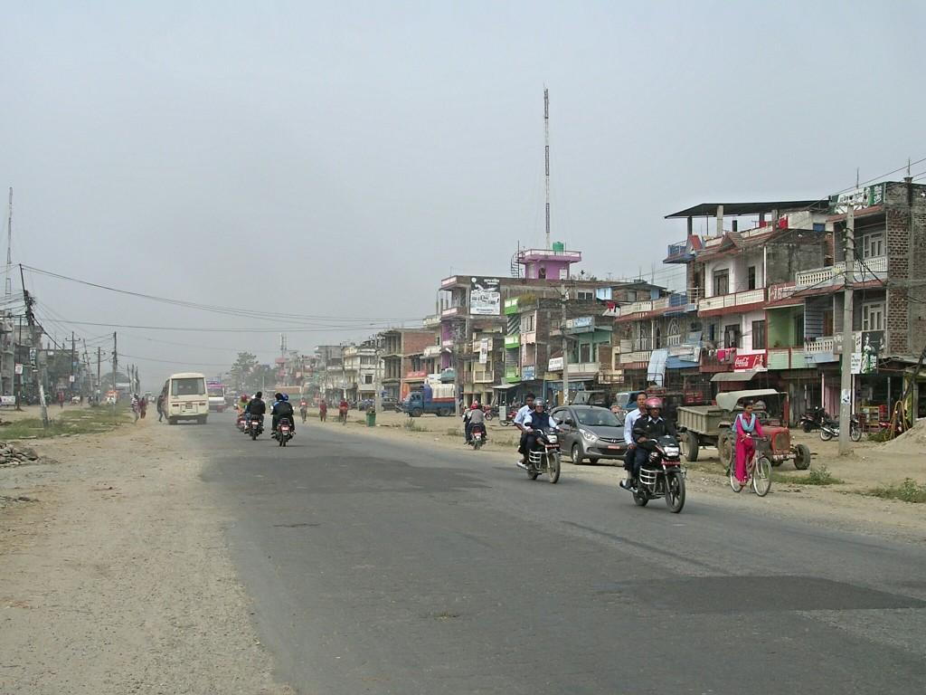Sauraha in Nepal