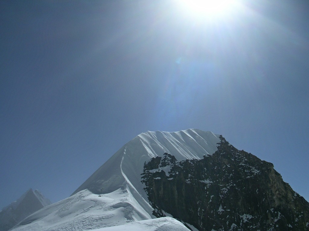 Tarpu Chuli (Tent Peak) in Nepal