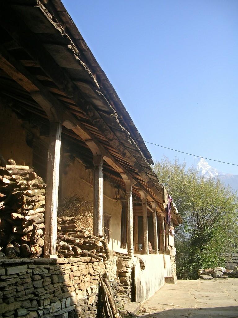 Haus in Ghandruk