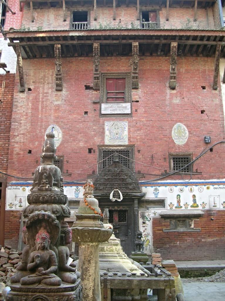Irgendwo in Bhaktapur