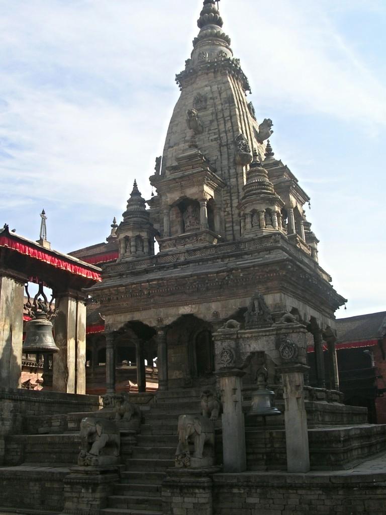 Tempel am Durbar Square