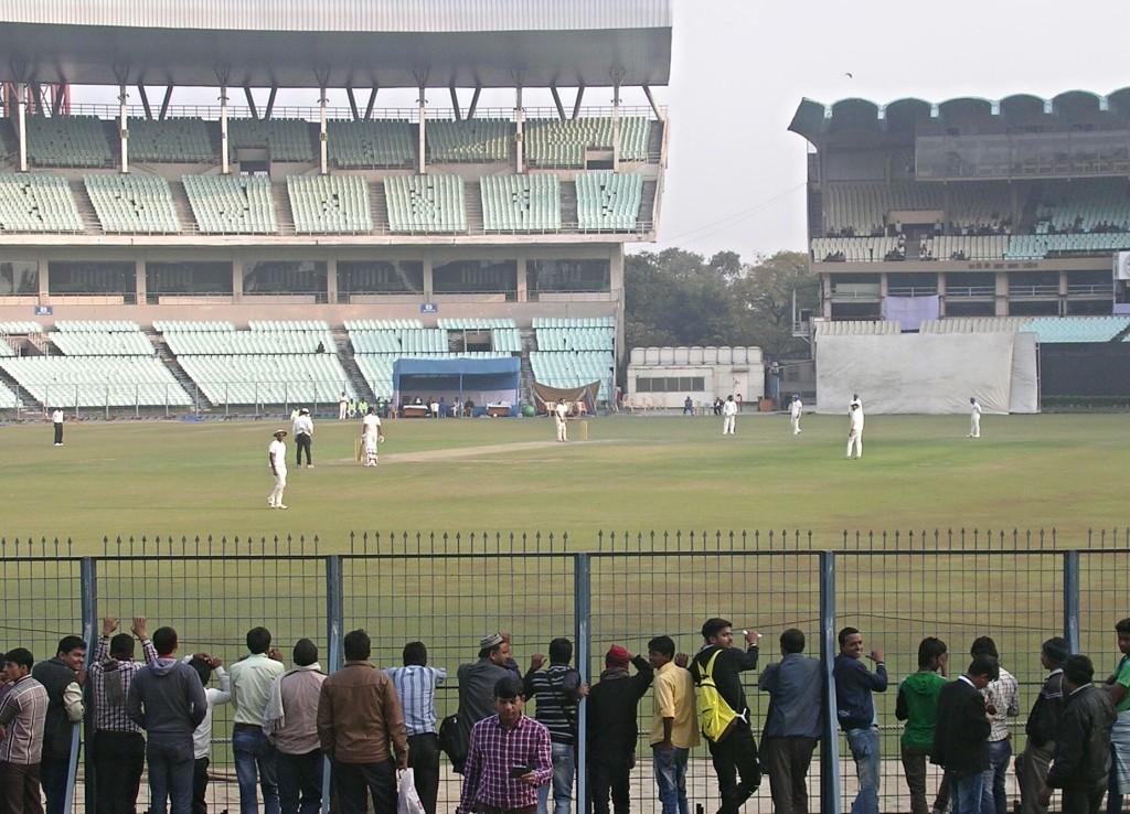Baseball Stadion in Kalkutta