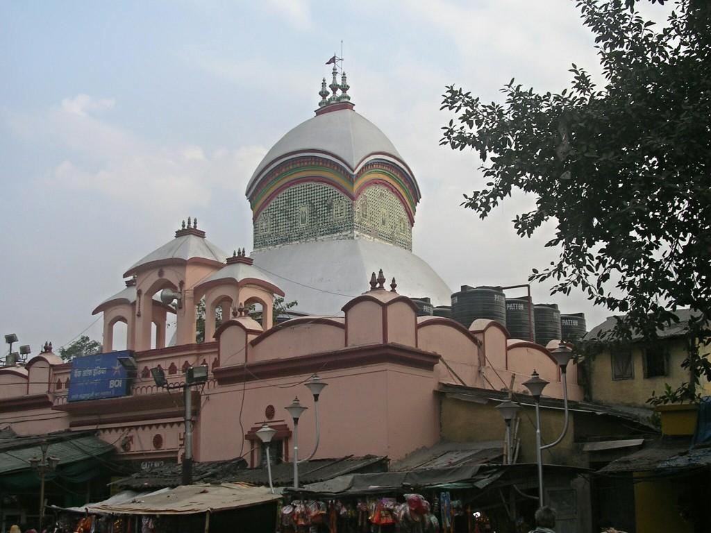 Kalighat Tempel in Kolkata