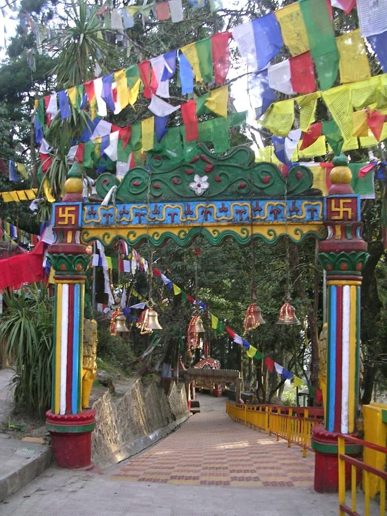 Hindutempel Mahakal Mandir in Darjeeling