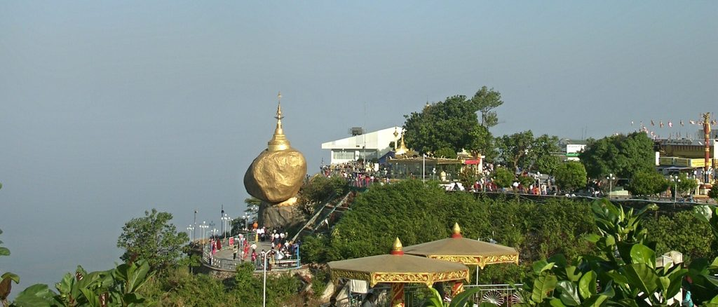 Goldener Felsen_Myanmar_Burma