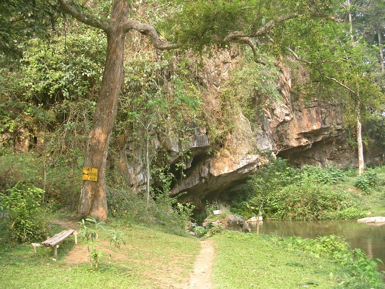 Tham Kane Höhle bei Muang Ngoi