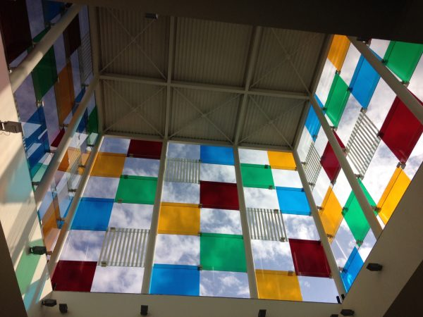 Im Centre Pompidou_Malaga