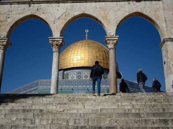 Felsendom in Jerusalem am Tempelberg