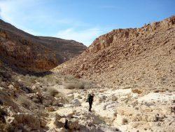 "Am ""Eingang"" zum Daroch Canyon"