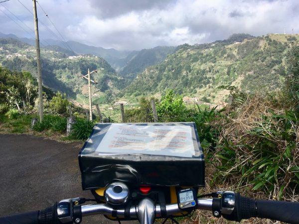 Zwischen Santana und Sao Vicente