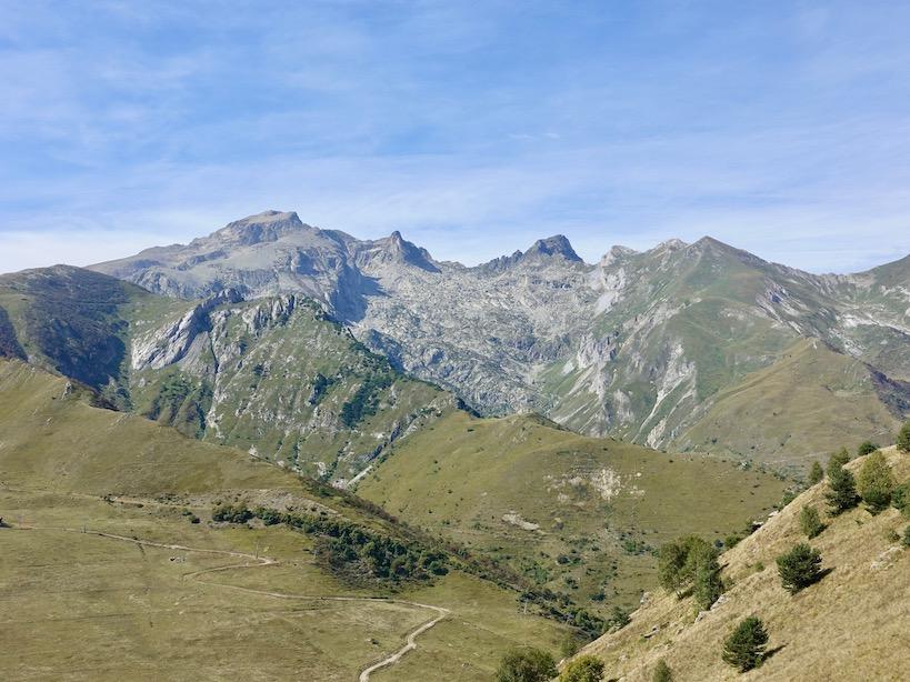 Piemont: Seealpen in der Provinz Cuneo