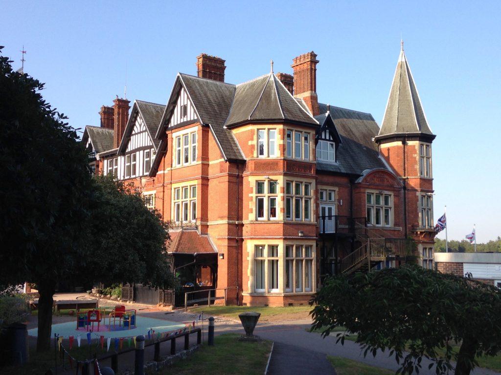 Valence School in Westerham