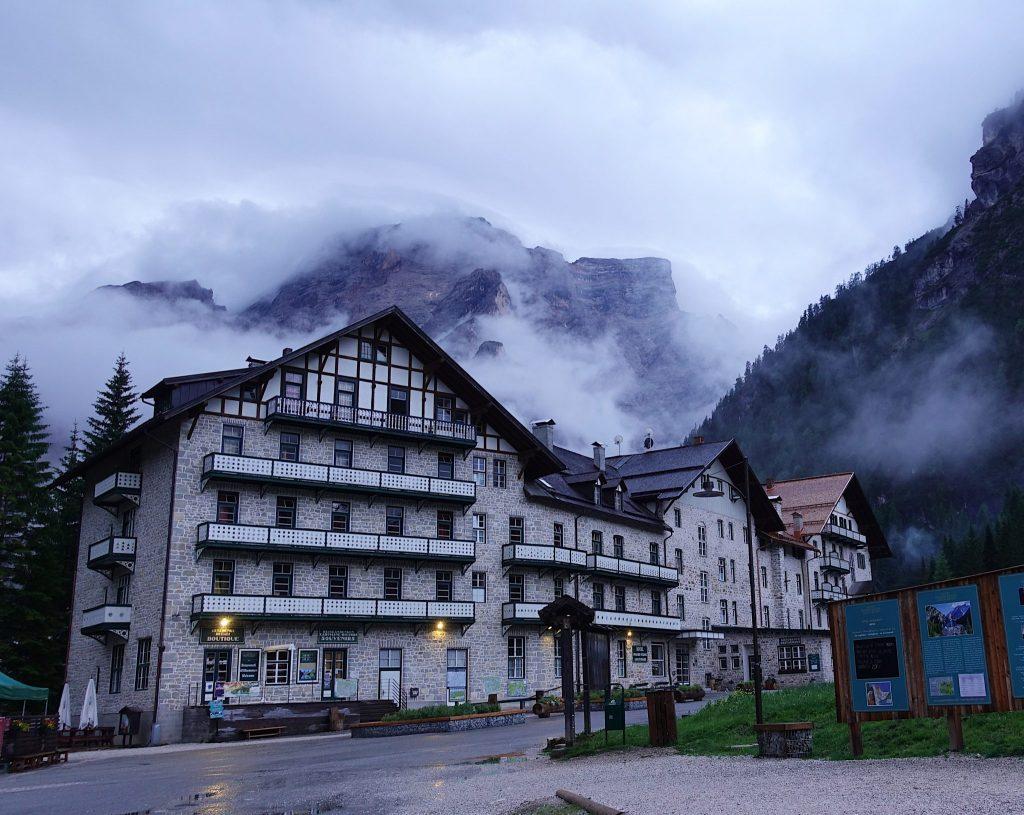 Pragser Wildsee: Hotel Pragser Wildsee