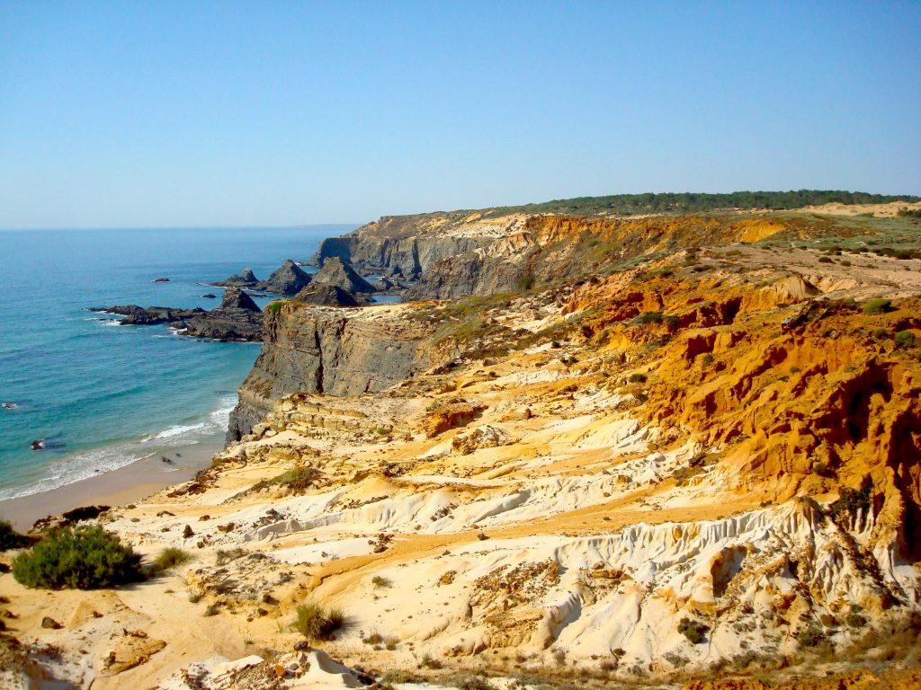 In der Nähe des Cabo Sardao